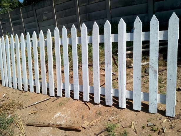 Pickets fence Fourway Gardens - image 6