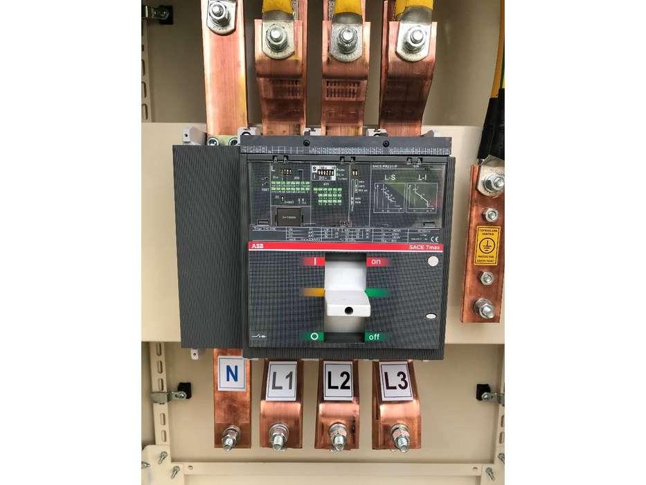 Perkins 4008TAG2 - 1.100 kVA Generator - DPX-19601 - 2019 - image 6