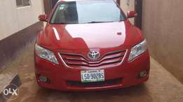 Super clean first body Nigerian used 2010 camry wt Reverse Cam n Nav
