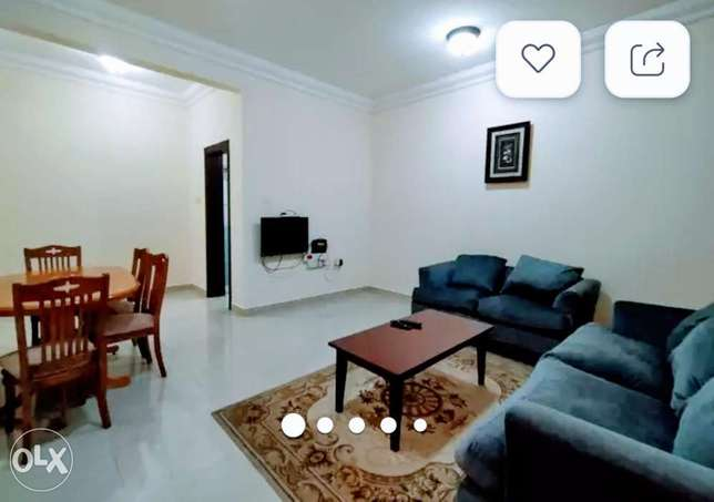 Massive 2 Bedroom Fully Furnished Flat Near Healthcenter !