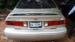 Super Clean Used Toyota Camry (Drop light)