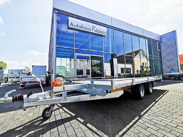 Eduard Aktion|Autotransporter Allzwecktransporter 2700KG - 2019
