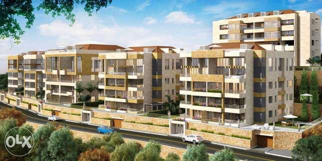Under construction APT with terrace & garden for sale Beit Mery SKY557