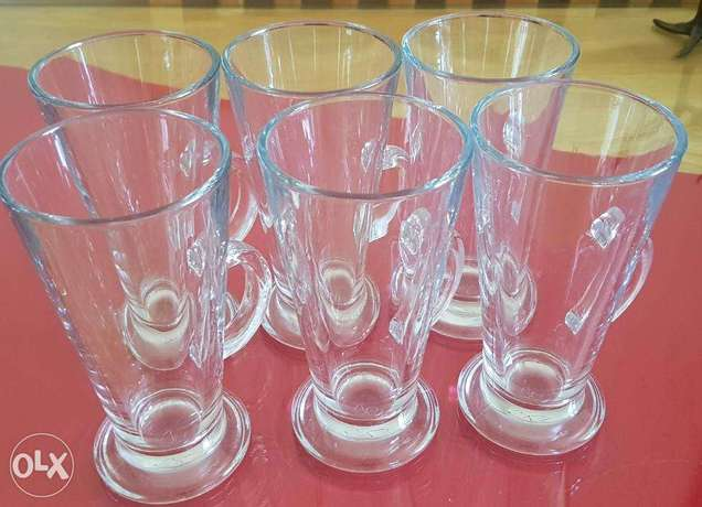 Cups luminarc set of 6