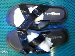 New Russell Bromley designer slippers size 45