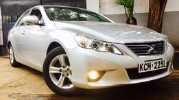 toyota markx 2010 prime selection just arrived on offer 1,550,000/=ono
