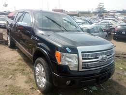 Toks 2010 Ford F150 platinum edition for sale