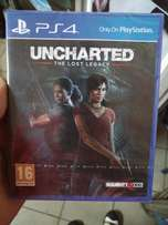 Unchartered:The Lost Legacy