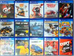 ps4 racing games updated 23/10/21