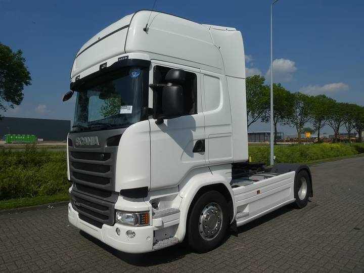Scania R450 tl scr only pto - 2015