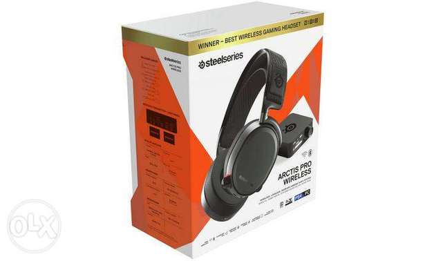Gaming Headset - Steelseries Arctis Pro Wireless
