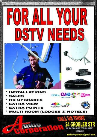 Audio Corp: For All Your Satellite TV needs Polokwane - image 1
