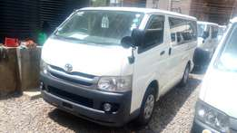 Serious deal Toyota Hiace box buy and drive