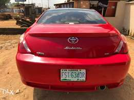 Toyota solara first body fabric seat 4plugs very sound engine and gear