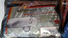waterproof trailer cover