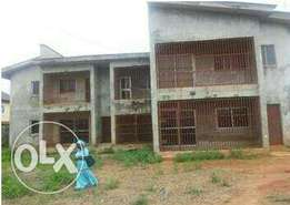 5bedroom duplex with a block of 2Nos 3bed for sale in Agbara