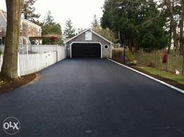 Tar And Paving Surfaces