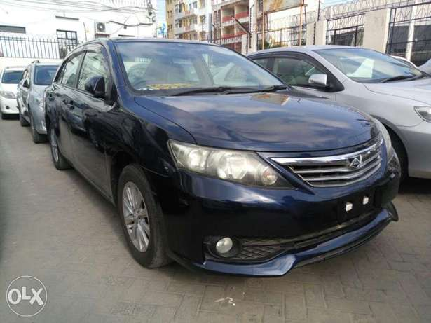 Multiple choices of Toyota Allion on sale KCP number Mombasa Island - image 3