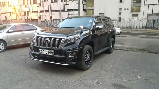 New 150 series 2016 toyota landcruiser for sell Ridgeways - image 3