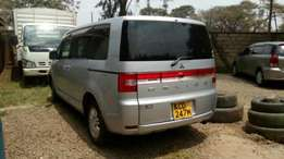Mitsubishi Delica 7 seater better than Noah Voxy On quick sell