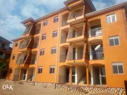 Executive double rooms are available for rent in kyaliwajala.