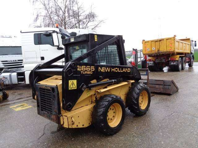 New Holland Lx665 for sale   Tradus