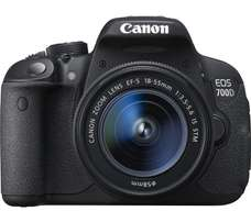 new CANON EOS 700D DSLR Camera with 18-55 mm cbd shop call
