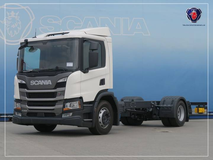 Scania P250 B4X2NA | NGS | !!! NEW CHASSIS !!! - 2018