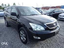 Toyota Harrier 240G -Year 2010 -With Leather Seats