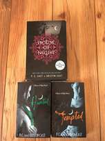 P.C. + Kristin Cast: House of Night Novels