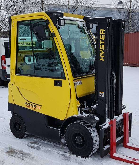 Hyster H1.6ft - 2011