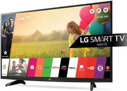LG 49 inches Smart LED TV with Web OS 3.0,49LH590V,Free Delivery