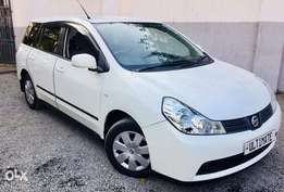 Nissan Wingroad fully loaded first come offer