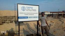 Signage Service at affordable price: indoor/outdoor signage,Seal, stam