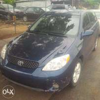 Tincan Cleared Tokunbo Toyota Matrix, 2005/06, Very OK