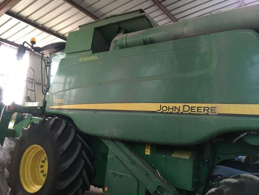 John Deere T550 - 2014