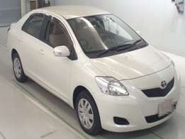 Toyota Belta 2010 Foreign Used For Sale Asking Price 1,030,000/=