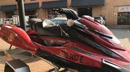 2015 Yamaha vx1800 ho with ride function