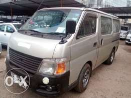 Nissan Caravan privately used