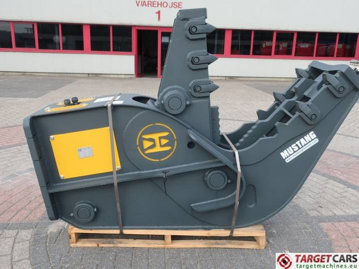 Mustang Hammer FH16 Pulverizer Crusher Shear 13~22T NEW