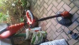 Weed eater battery operated