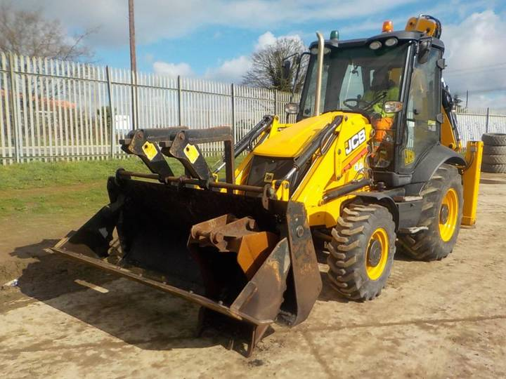JCB 3CX P21 Turbo - 2014