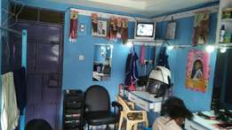 Awesome salon and cosmetic for sale