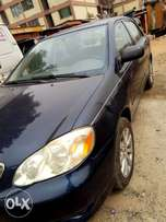 Toyota corolla 04 everything working perfect
