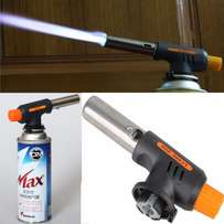 Portable Flame GUN Lighter Jet Torch Butane Gas Burner for Welding Cam