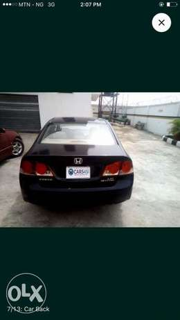 Honda Civic. very clean and in perfect condition. Ikeja - image 1