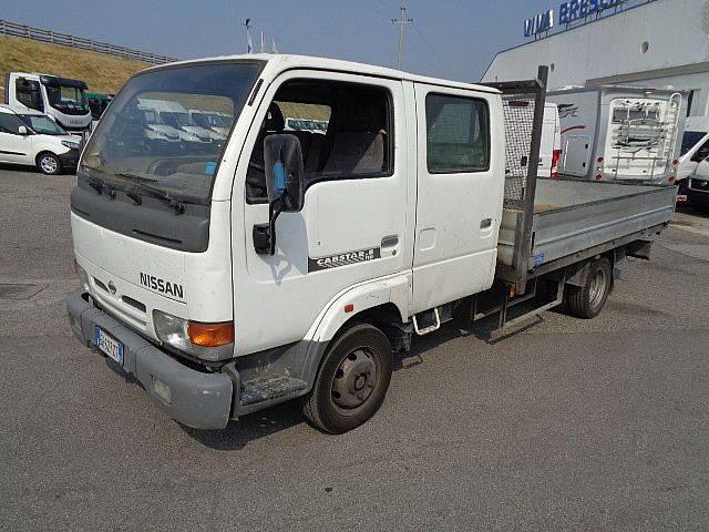 Nissan Cabstar 110 - 2001