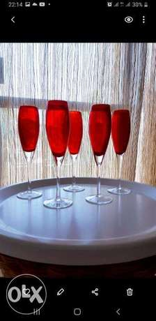 Red glasses 800 le (5).. clear 250 le(6)