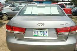 Very clean Hyundai sonata 2008