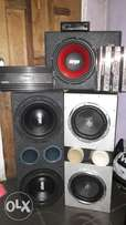 competition and car sound for sale